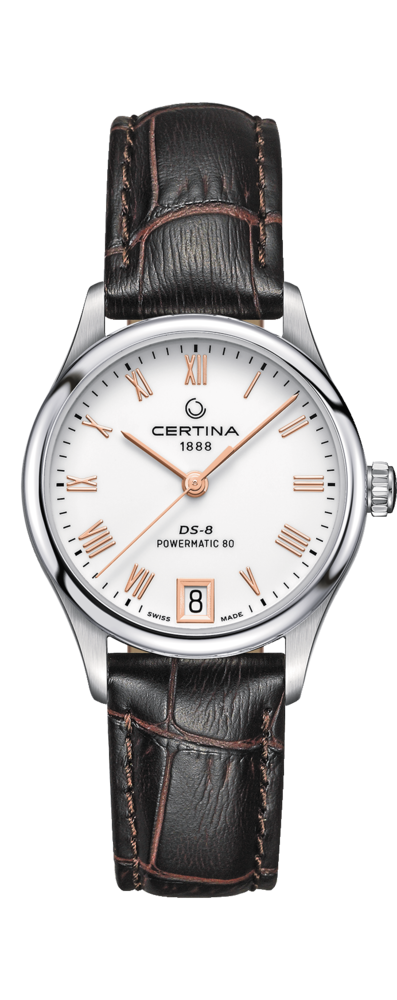 Certina Watch DS-8 Lady Powermatic 80  C033.207.16.013.00