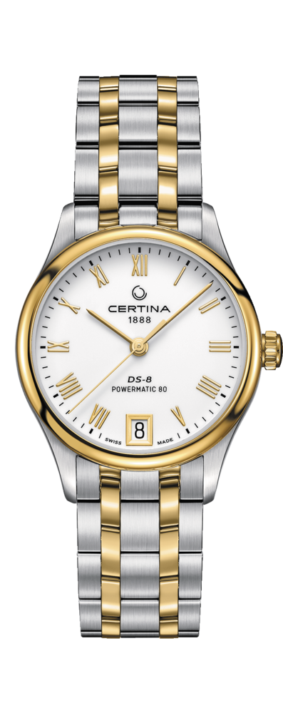 Certina Watch DS-8 Lady Powermatic 80  C033.207.22.013.00
