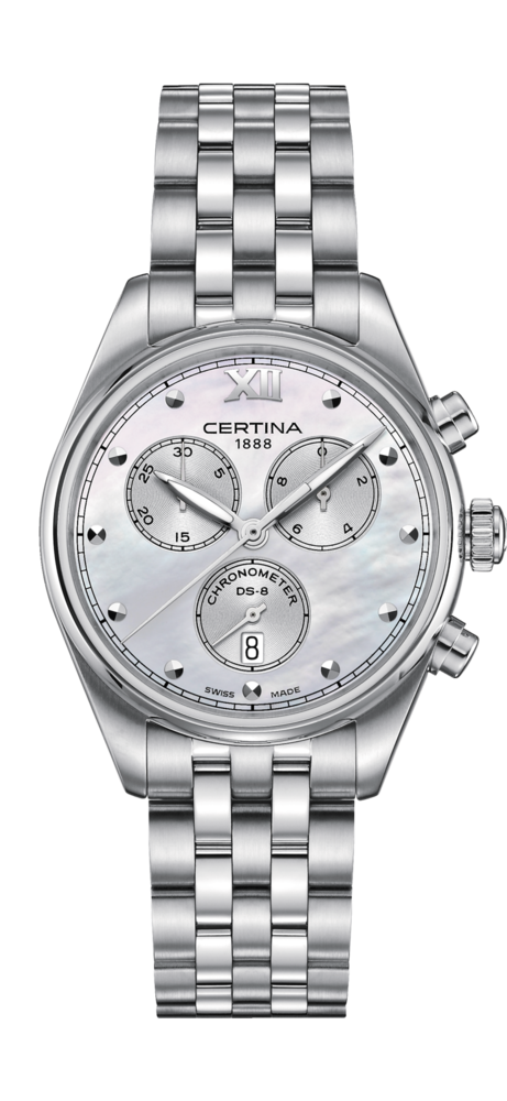 Certina Watch DS-8 Lady Chronograph C033.234.11.118.00