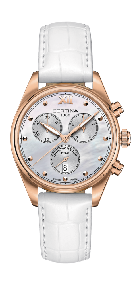 Certina Watch DS-8 Lady Chronograph C033.234.36.118.00