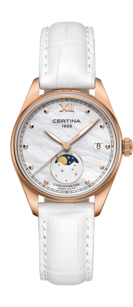 Certina Watch DS-8 Moon Phase C033.257.36.118.00