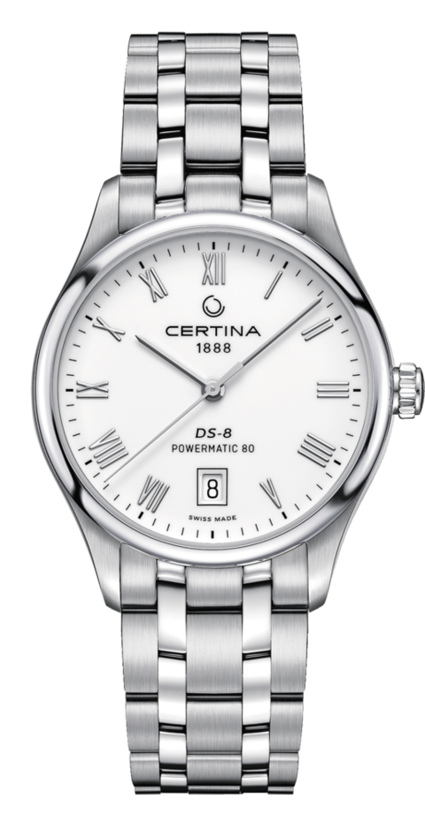 Certina Watch DS-8 Powermatic 80  C033.407.11.013.00