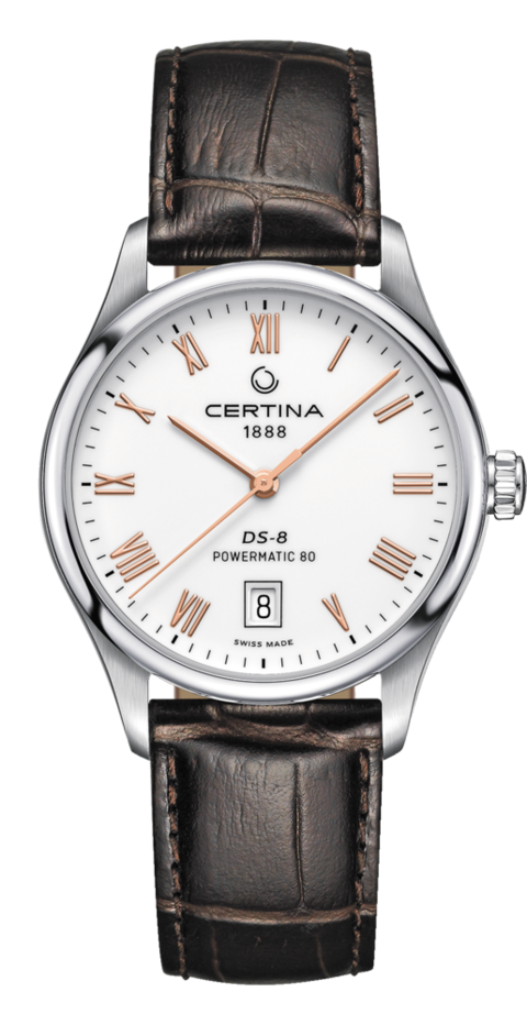 Certina Watch DS-8 Powermatic 80  C033.407.16.013.00