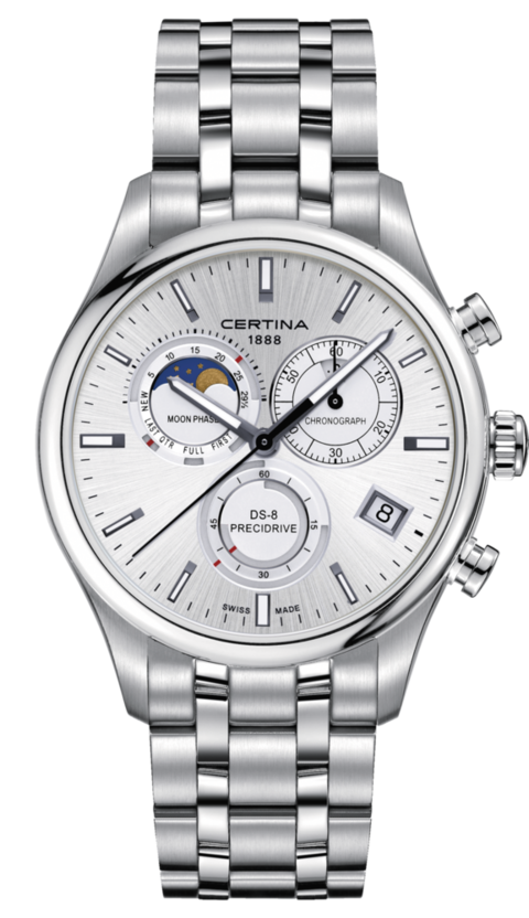 Certina Watch DS-8 Moon Phase C033.450.11.031.00