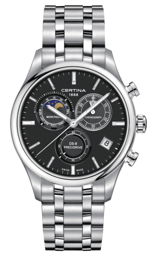 Certina Watch DS-8 Chronograph Moon Phase C033.450.11.051.00