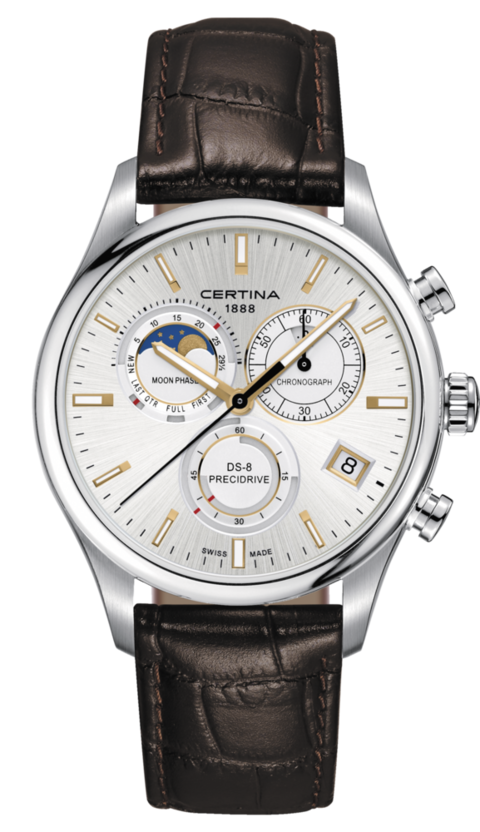 Certina Watch DS-8 Chronograph Moon Phase C033.450.16.031.00