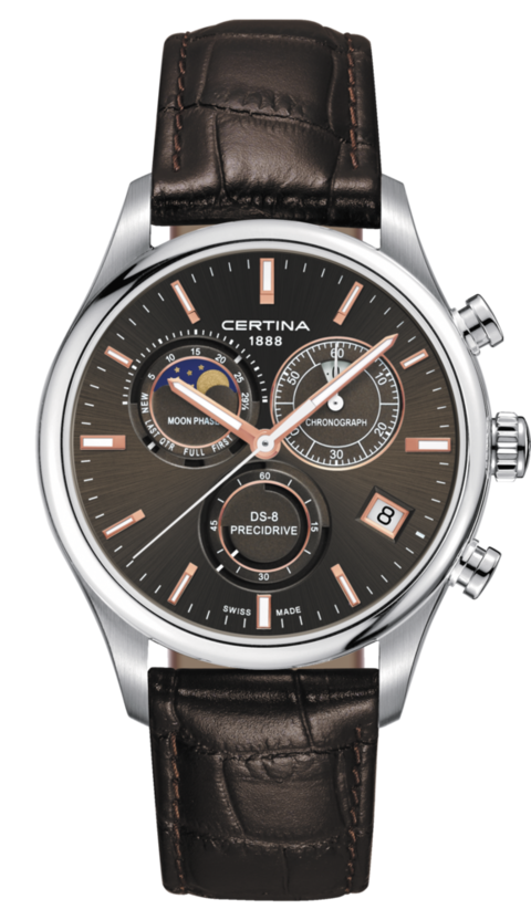 Certina Watch DS-8 Moon Phase C033.450.16.081.00