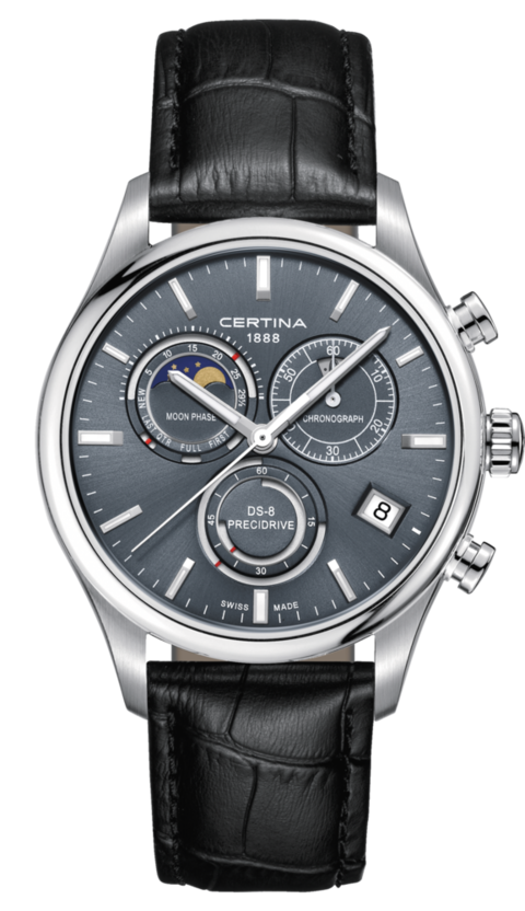 Certina Watch DS-8 Chronograph Moon Phase C033.450.16.351.00