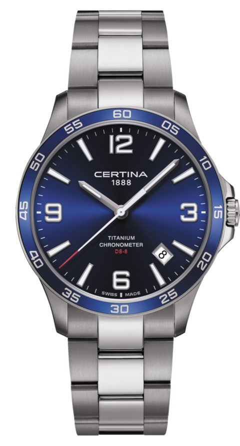 Certina Watch DS-8 C033.851.44.047.00