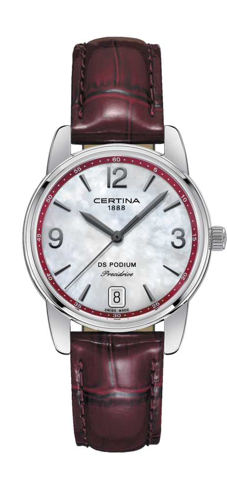 Certina Watch DS Podium Lady 33mm C034.210.16.427.00