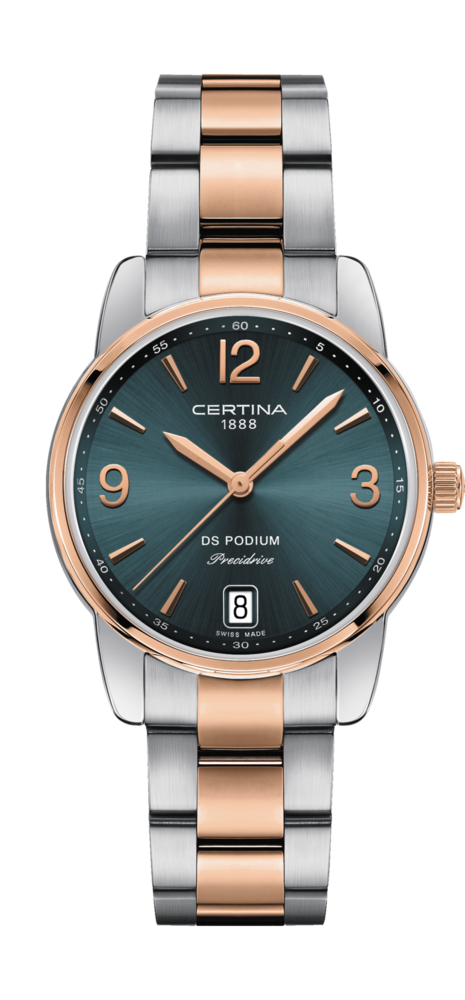 Certina Watch DS Podium Lady 33mm C034.210.22.097.00