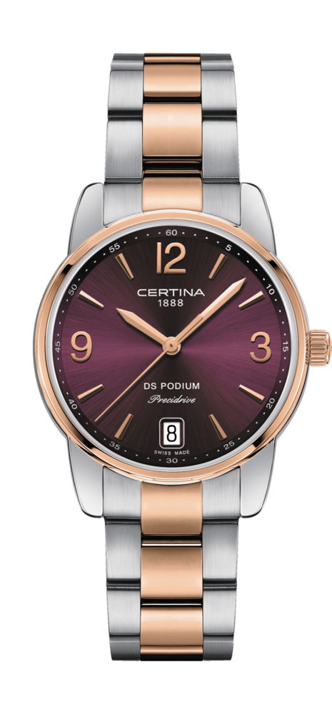 Certina Watch DS Podium Lady 33mm C034.210.22.427.00