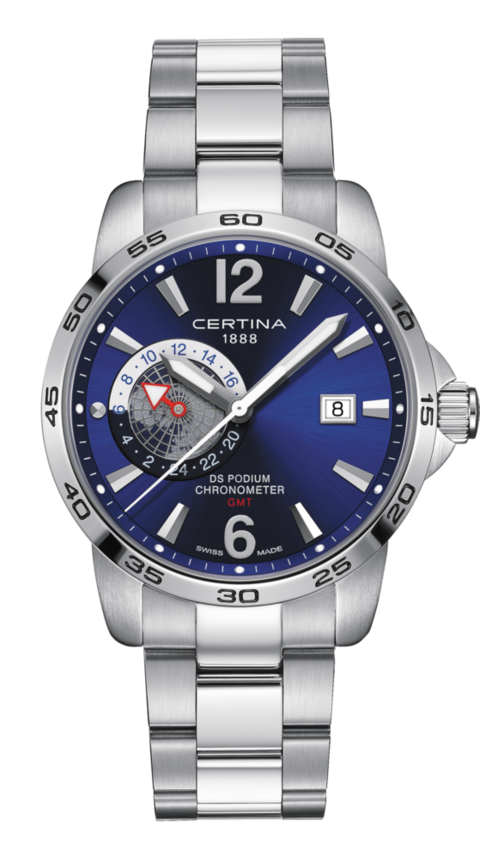 Certina Watch DS Podium GMT  C034.455.11.047.00