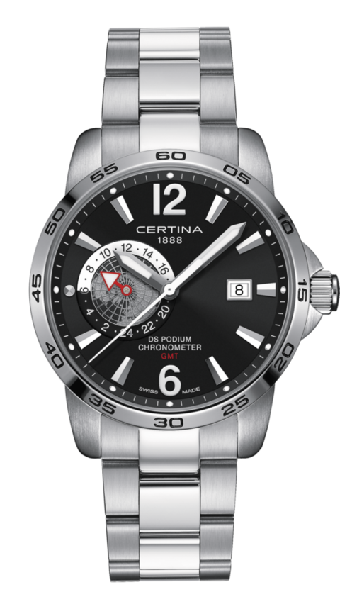 Certina Watch DS Podium GMT  C034.455.11.057.00