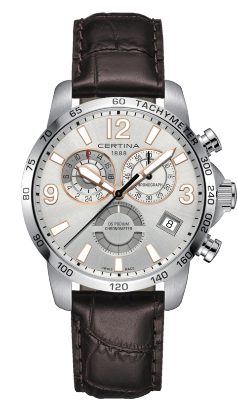 Certina Watch DS Podium GMT C034.654.16.037.01