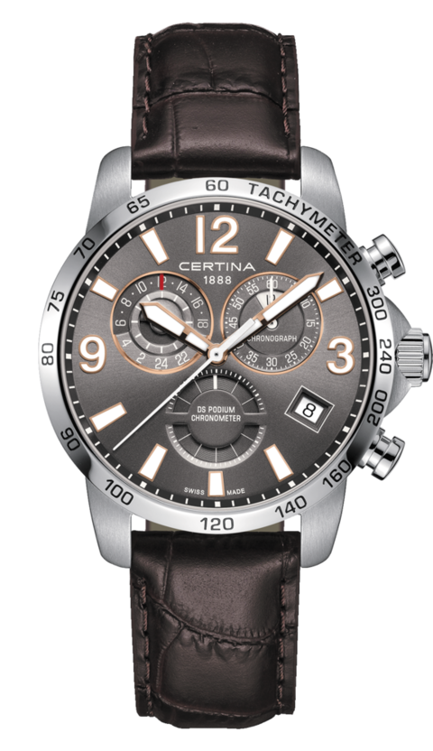 Certina Watch DS Podium GMT C034.654.16.087.01
