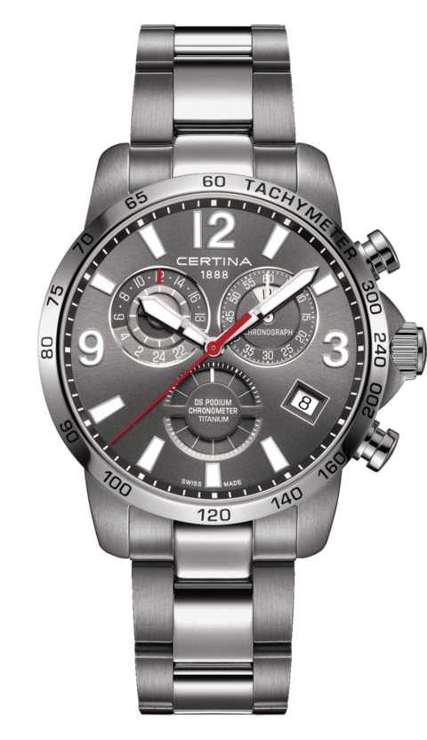 Certina Watch DS Podium GMT C034.654.44.087.00