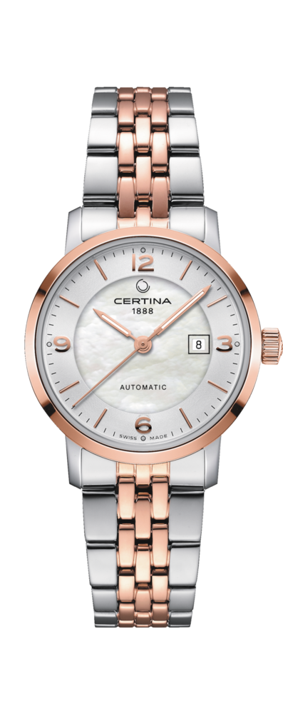 Certina Watch DS Caimano Lady Automatic 29mm C035.007.22.117.01