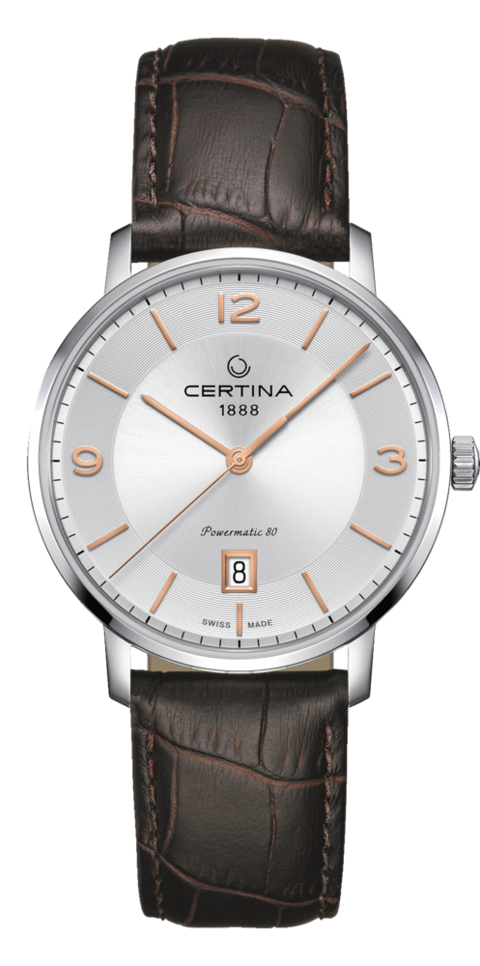 Certina Watch DS Caimano Powermatic 80 C035.407.16.037.01