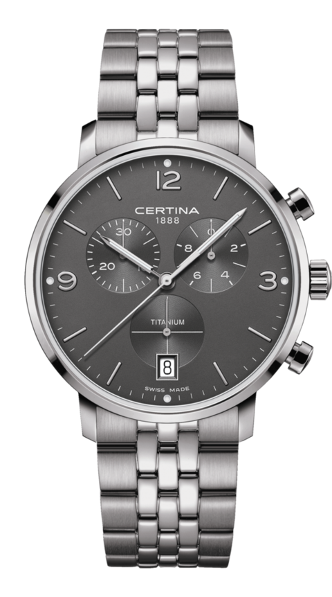 Certina Watch DS Caimano Chronograph C035.417.44.087.00