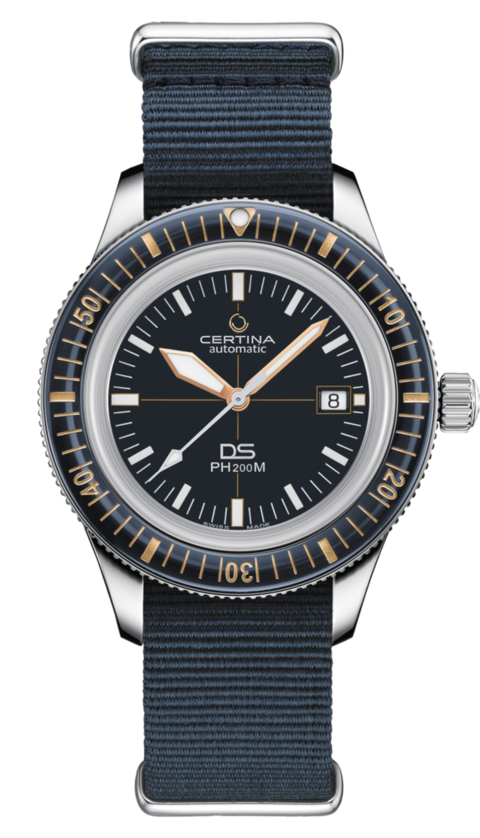 Certina Watch DS PH200M Powermatic 80 C036.407.18.040.00