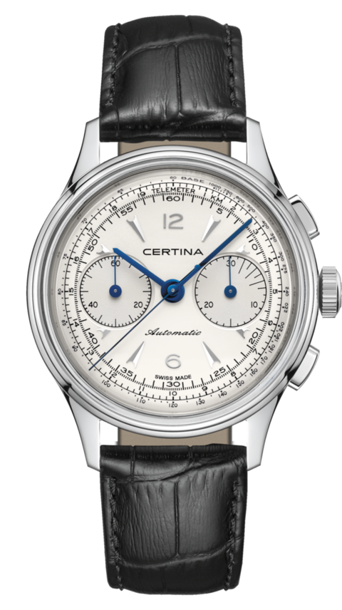 Certina Watch DS Chronograph Automatic C038.462.16.037.00