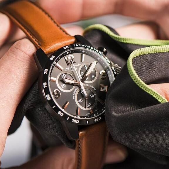 Certina watches: Swiss watches since 1888